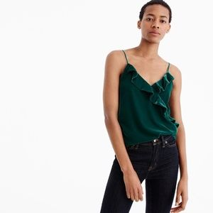 J. Crew Tops - NWT J. Crew Women's Velvet Going-Out Camisole Top